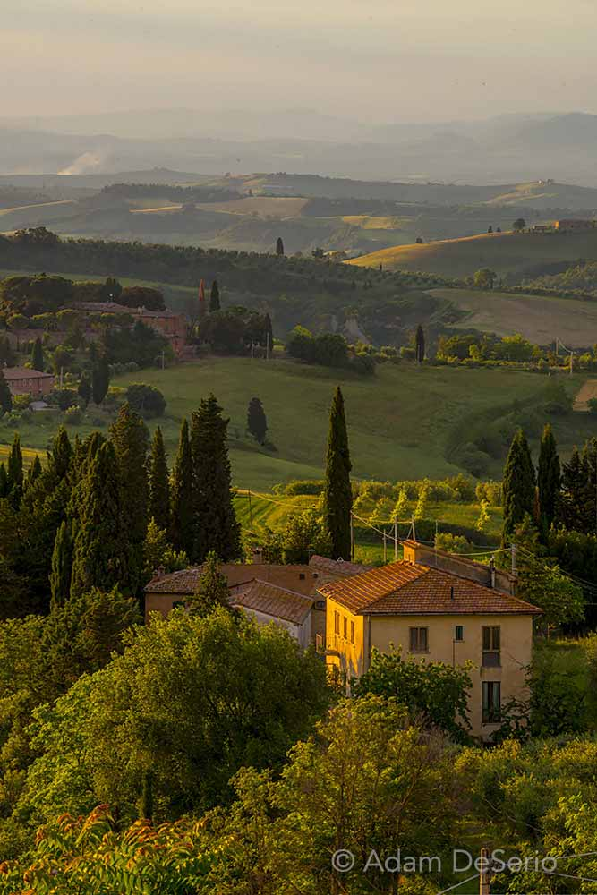 Home In The Hills, Tuscany