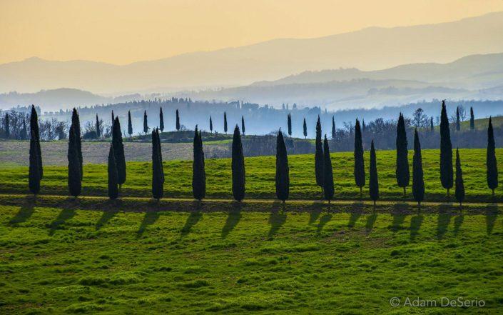 I Guardiani, Tuscany