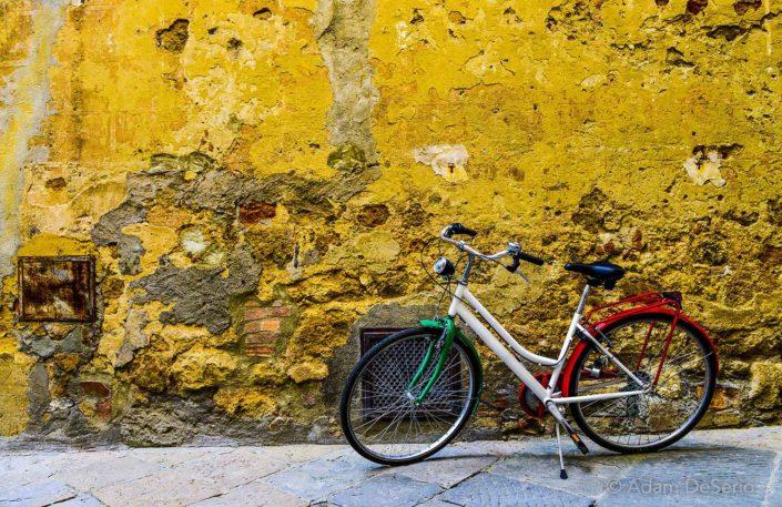 Italian Bike, Tuscany