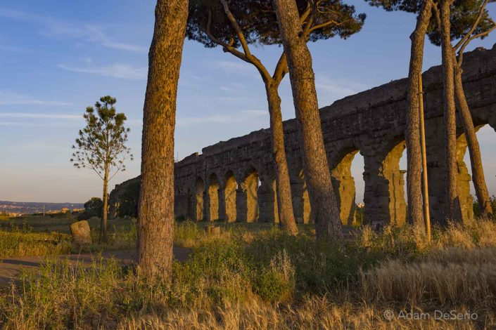 Park Of Aqueducts