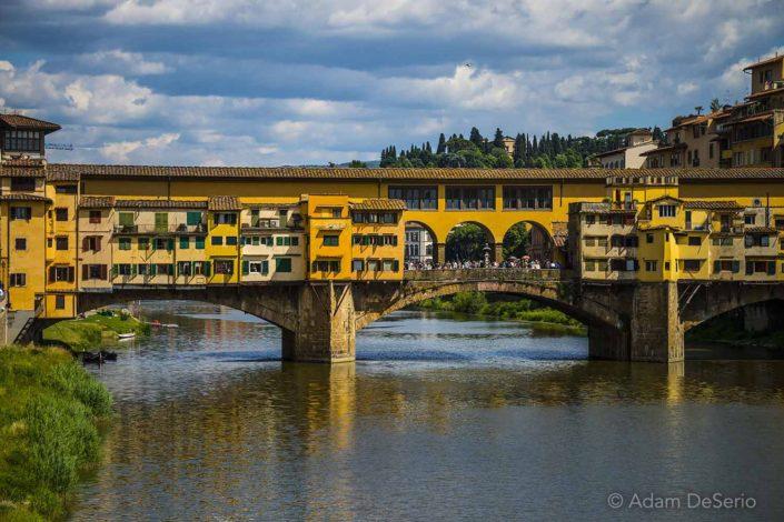 Ponte Vecchio Close, Florence, Italy