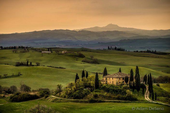 Prima Luce, Tuscany