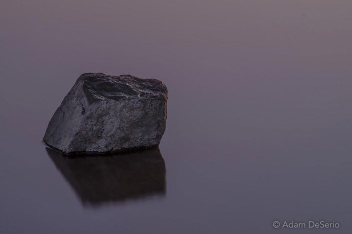 Rock Sunset, Germany