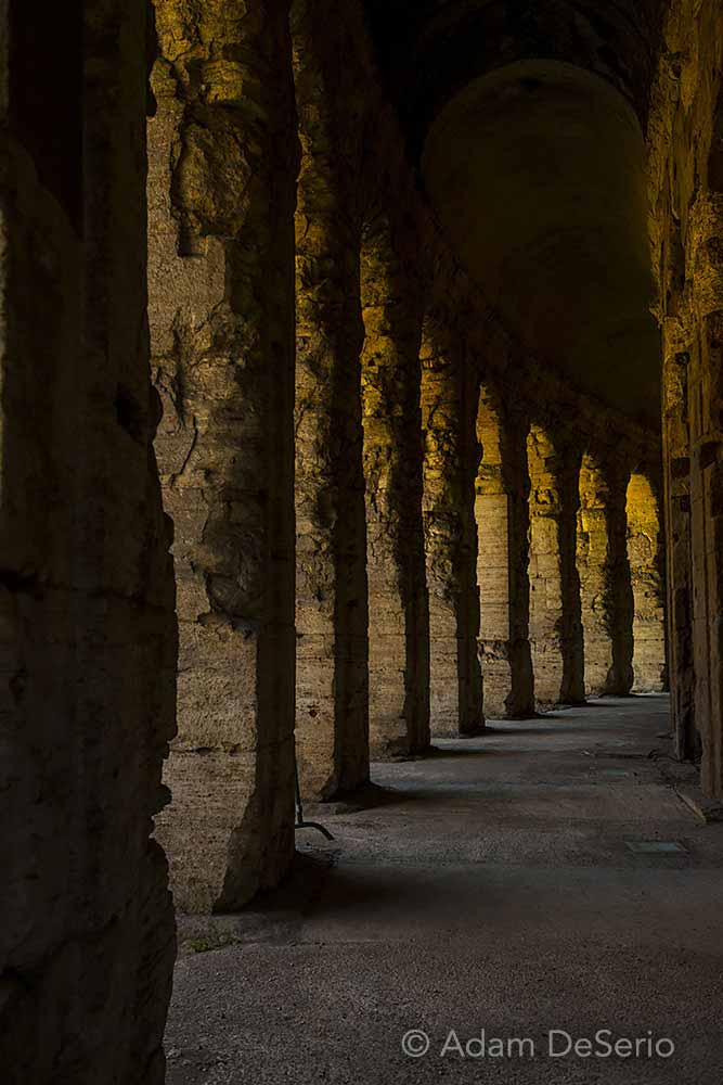 Roman Arches, Rome, Italy