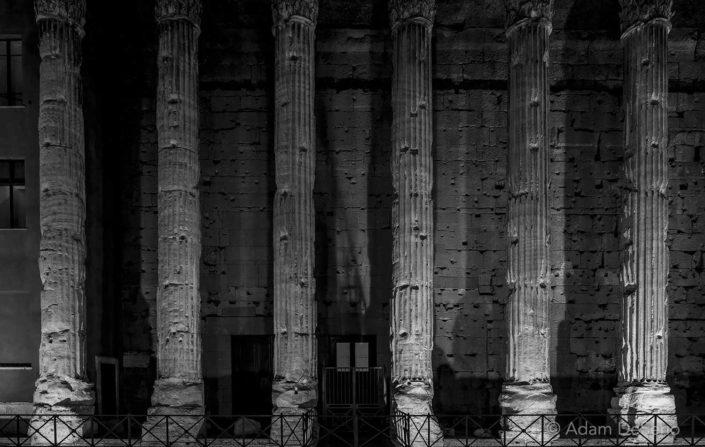 Roman Pillars, Rome, Italy