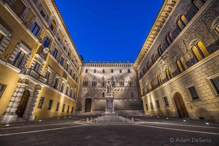 Siena Bank, Italy