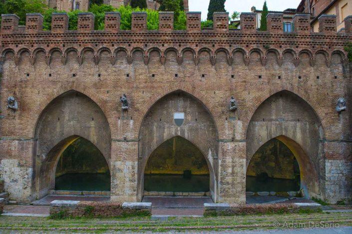 Siena Bath, Italy