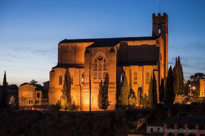 Siena Church, Italy
