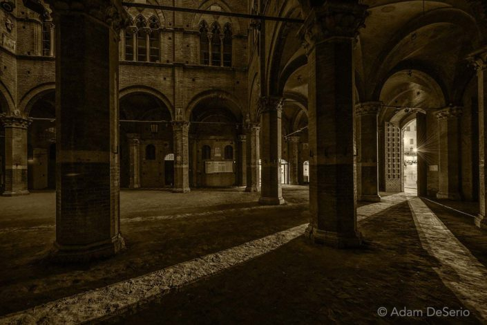 Siena Light In Door, Italy