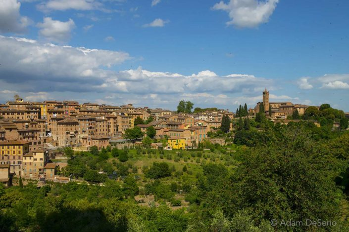 Siena School View, Italy