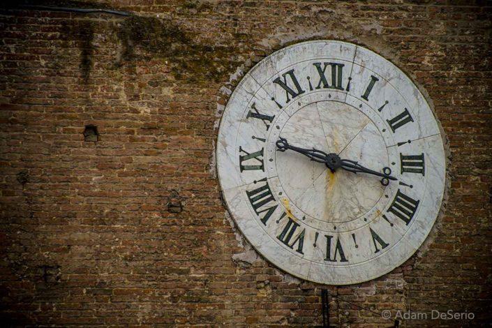 Siena Time, Italy