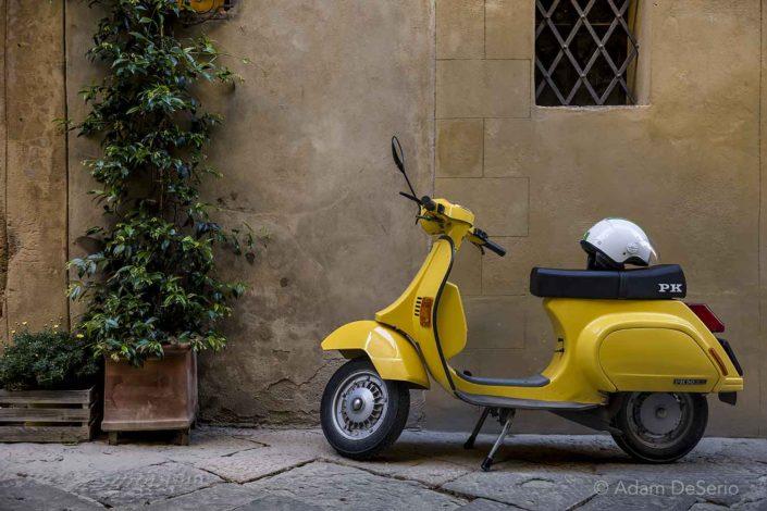 Tuscan Vespa