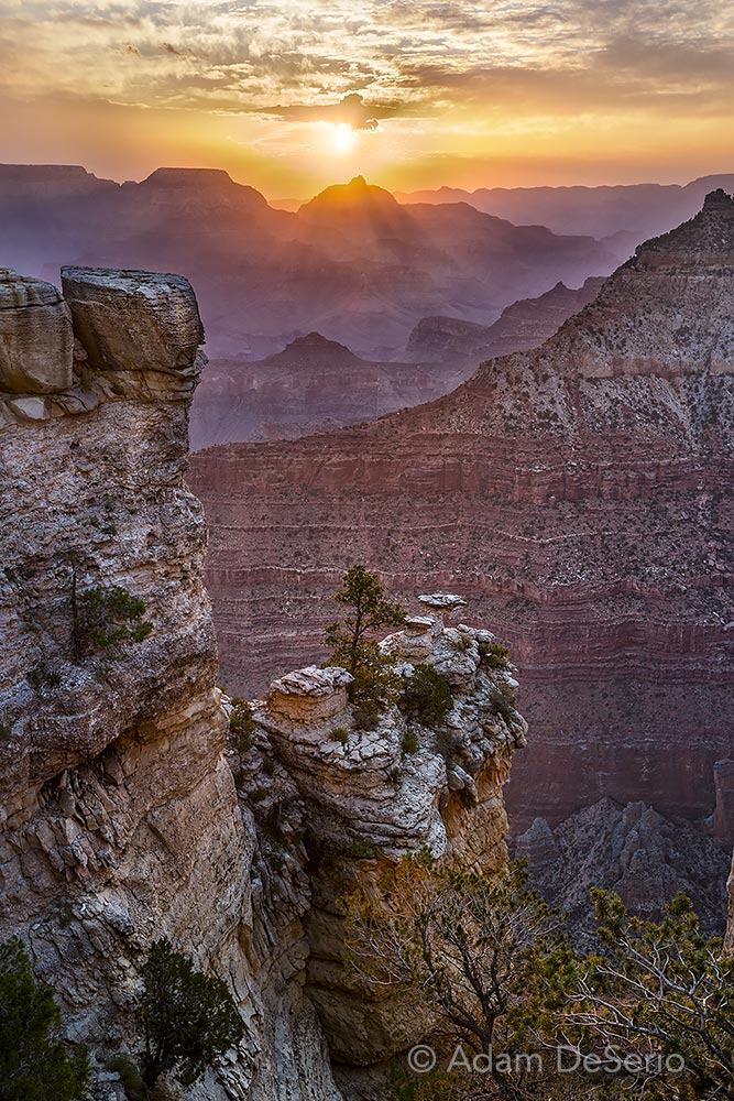 Morning Light, Grand Canyon, Arizona