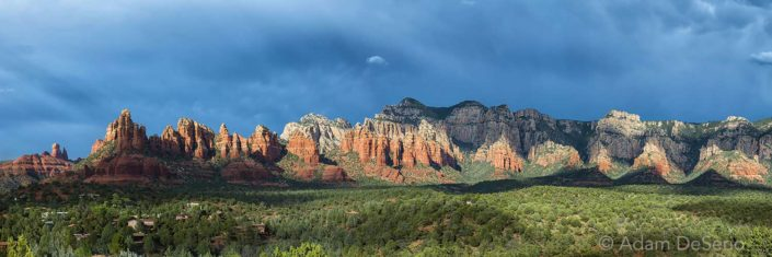 Sedona Big Pano, Arizona