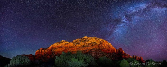 Sedona Star Pano, Arizona