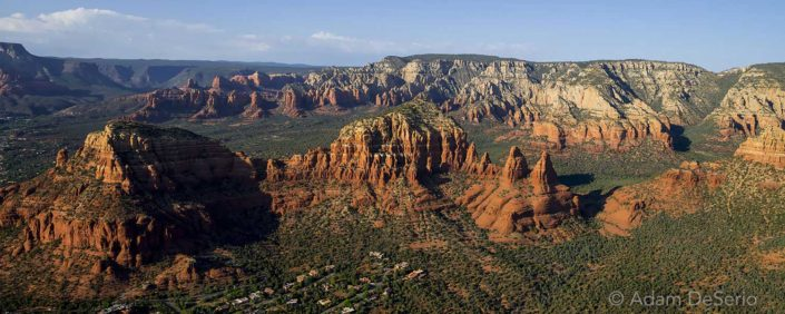Twin Sisters Helicopter, Sedona, Arizona