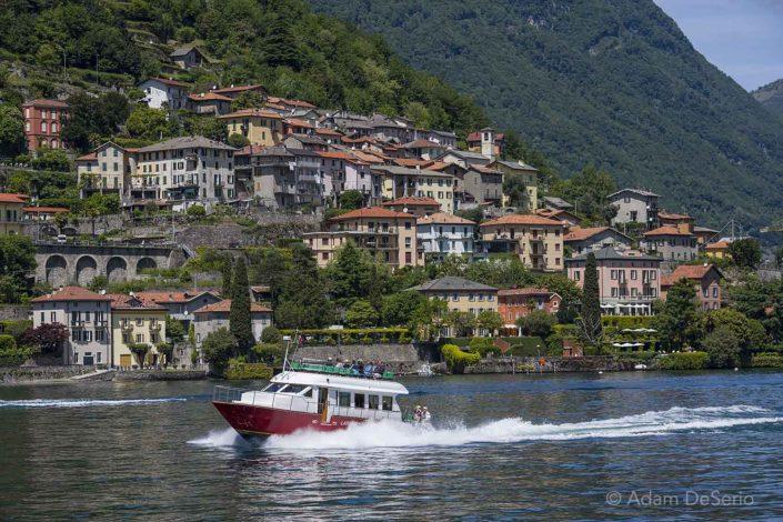 Como Boat Tour