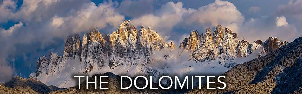 Capturing The Dolomites