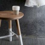photo of three-legged stool