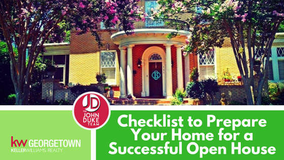 Checklist to Prepare Your Home for a Successful Open House
