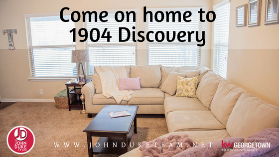 Come on home to 1904 Discovery