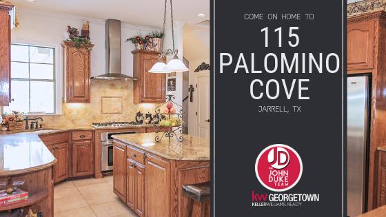 115 Palomino Cove
