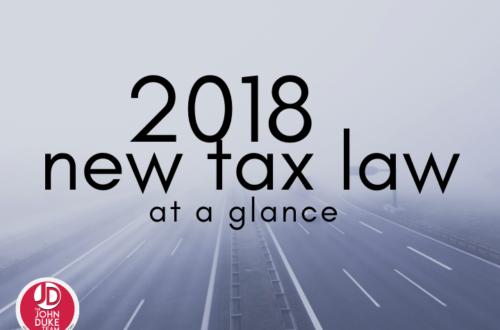 2018 tax season