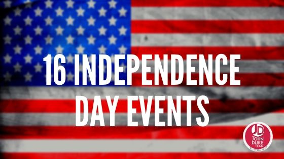16 independence day events