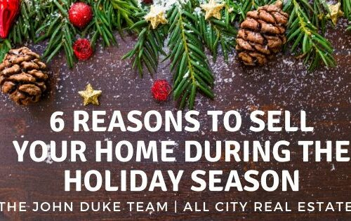6 reasons to sell your home during the holiday season