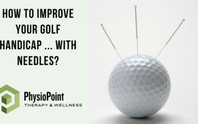 How You Can Improve Your Golf Handicap with Needles?!