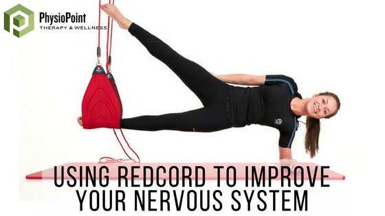 Using Redcord to Improve Your Nervous System
