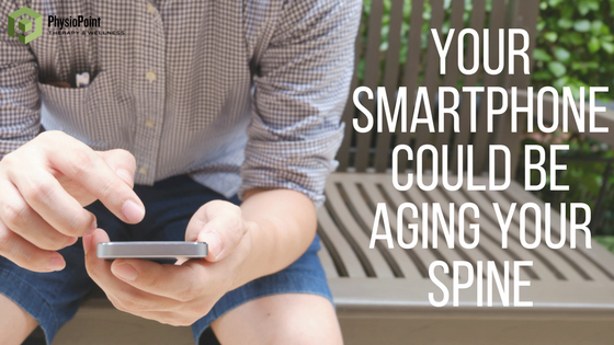 How Your SmartPhone Could Be Aging Your Spine