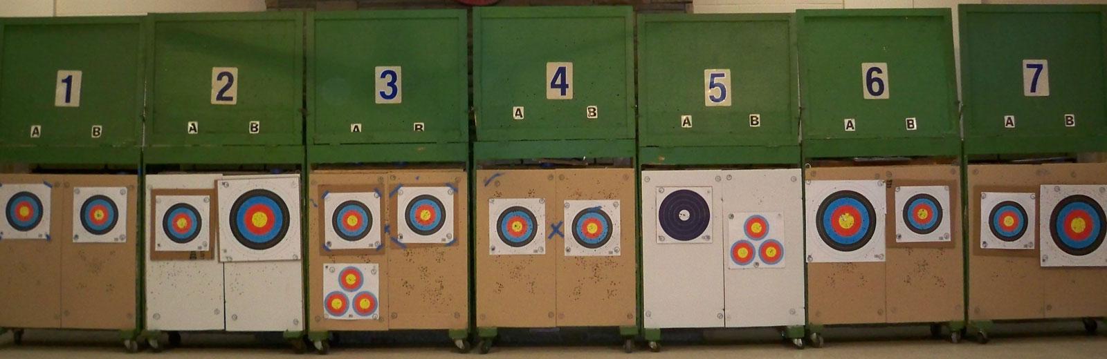Indoor Archery Shoots