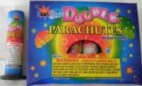 Double Night Parachutes - Parachutes - Fireworks