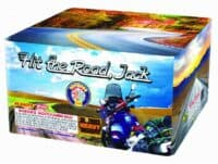 Hit The Road Jack - 49 Shots - 500 Grams - Fireworks