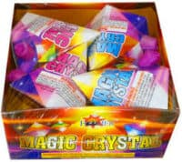 Magic Crystal - Sky Flyer - Helicopter - Fireworks