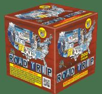 Road Trip - 25 Shots - 200 Gram Aerials - Fireworks