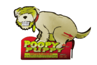 Poopy Puppy - Naughty Dog - Sir Dumps A Lot - Novelties - Snakes - Fireworks
