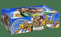 Rowdy Ride - 185 Shots - 500 Gram Aerials - Fireworks