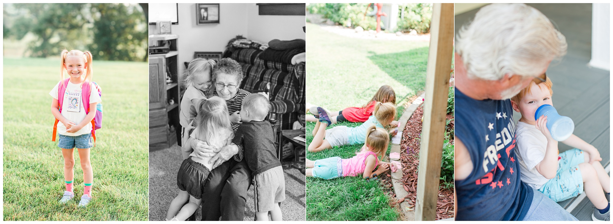 August Family Roundup