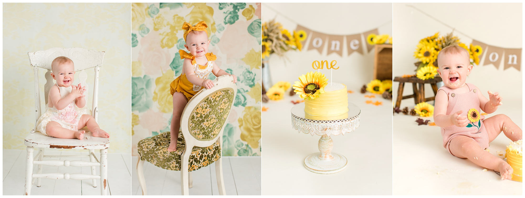 Baby Nora is One!