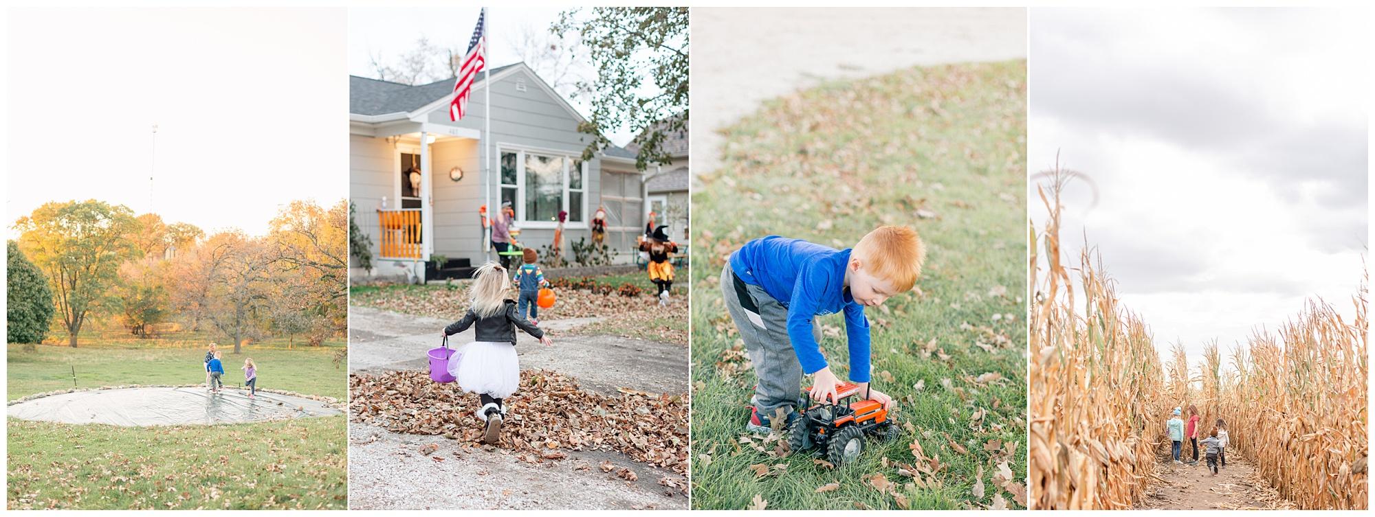 October Family Adventures