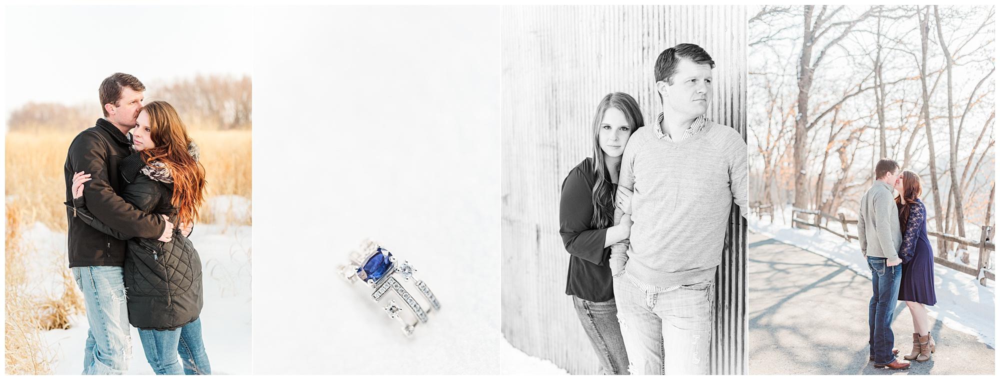 Hannah + Chris | Engaged