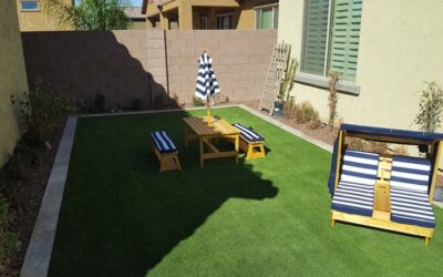 As weather heats up, so does interest in artificial turf for homes and businesses