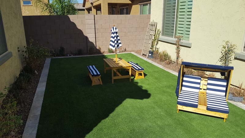 Artificial Turf for Summer