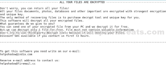 Research - How to Remove DJVU ransomware? (March 2019