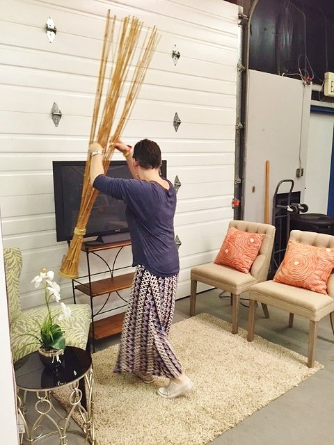 The Staging Fashionista example46
