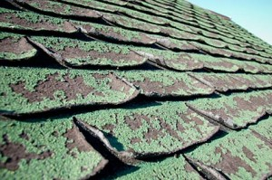 decaying roof