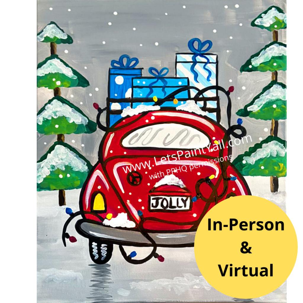 CHRISTMAS VW BUG