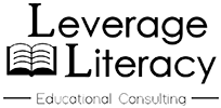 Leverage Literacy Educational Consulting Logo